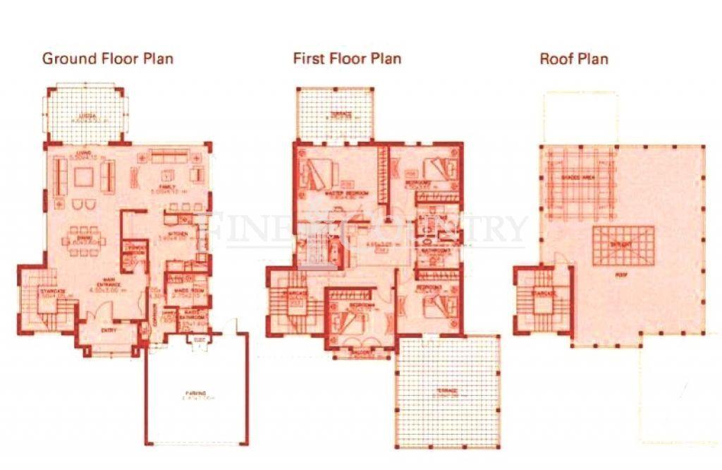 Jumeirah park legacy nova floor best free home for Floor plans jumeirah park